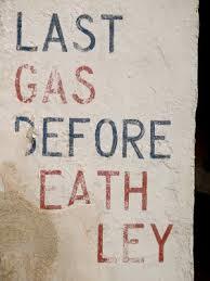 last gas