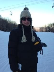 Rebecca ski