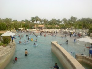 Atlantis wave pool 2