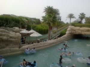 Atlantis wave pool